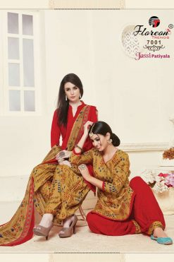 Jassi Patiyala Vol 7 Wholesale Dress Materials (10 Pcs Catalog)