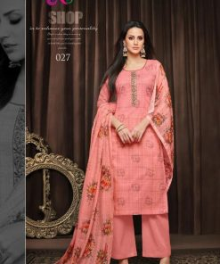 Quince Wholesale Dress Materials (10 Pcs Catalog)