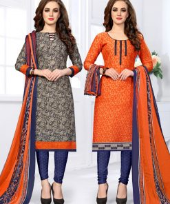 Sunday Monday Vol 10 Wholesale Dress Materials