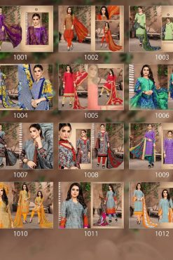 Anguri Vol 1 Wholesale Dress Materials