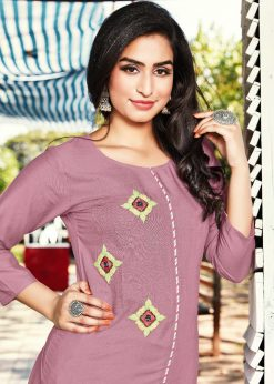 Buy Lime Wholesale Kurtis - 8 Pcs Catalog