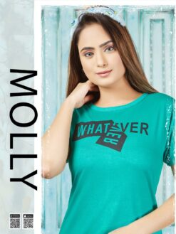 Buy Molly Hoisery Tops - 6 Pcs Catalog