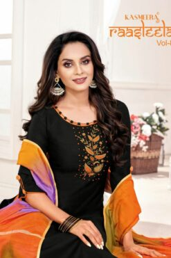Buy Raasleela Vol 8 Wholesale Salwar Kameez - 12 Pcs Catalog