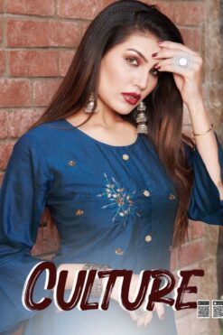 Culture Kurti Pants - 8 Pcs Catalog
