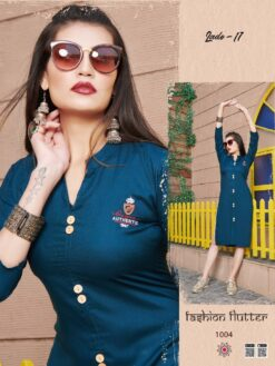 Lado Vol 17 Kurtis - 10 Pcs Catalog