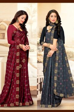 Ananya vol 22 Sarees - 8 Pcs Catalog