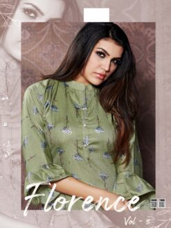 Florence Vol 3 Kurtis - 8 Pcs Catalog