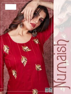 Numaish Wholesale Kurtis - 8 Pcs Catalog