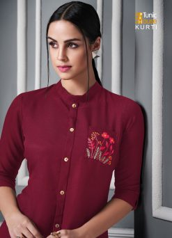 Purchase Samara Wholesale Kurtis - 6 Pcs Catalog (1)